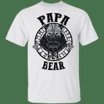 Vikings Papa Bear T-shirt Family Tee MT04
