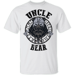 Vikings Uncle Bear T-shirt Family Tee MT04