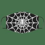 Spider Man Black Uniform Face Mask HA06