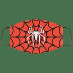 Spider Man Red Uniform Face Mask HA06