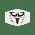 V For Vendetta Face Mask Cosplay Style HA06