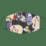 Disney Villains Squad Face Mask HA06