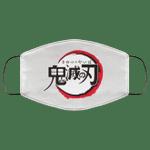 Demon Slayer Kimetsu No Yaiba Face Mask HA06