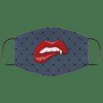 Glamorous Vampire Lips Face Mask HA06