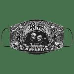 Jack Daniel's Face Mask For Whiskey Lovers HA06