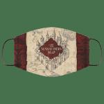 Harry Potter The Marauder's Map Face Mask HA06