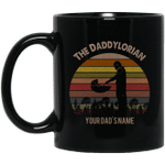 The Daddylorian Great Custom Name Mug For The Best Father's Day MT05-Amazingfairy.com
