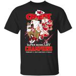 Chiefs LIV Super Bowl Champs T-shirt MN02-Amazingfairy.com