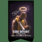 Kobe Bryant And Gianna Bryant Poster Kobe Bryant Signature Poster