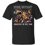Kobe Bryant Number 24 The Greatest Of All Time T-shirt Gift For Fan VA09
