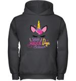 100 Magical Days School Shirt For Kids Youth Hoodie Sweatshirt Tee
