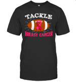 Tackle Breast Cancer Family T-shirt