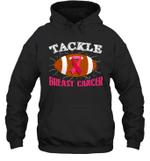 Tackle Breast Cancer Family Hoodie Sweatshirt