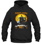Forget Candy Just Give Me Ball Halloween Hoodie Sweatshirt Family Tee