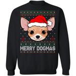 Chihuahua Merry Dogmas Dog Ugly Sweater Funny Xmas Gift Idea VA11-99Paws-com