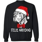 Great Dane Feliz Navidog Dog Christmas Sweater Xmas Gift VA11-99Paws-com