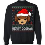 Poodle Merry Dogmas Dog Ugly Sweater Funny Xmas Gift Idea VA11-99Paws-com