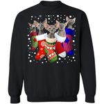 Peterbald Cat Stocking Christmas Sweater Funny Xmas Gift HA11-99Paws-com