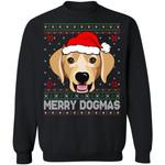 Labrador Merry Dogmas Dog Ugly Sweater Funny Xmas Gift Idea VA11-99Paws-com