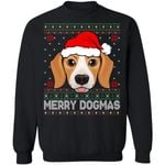 Beagle Merry Dogmas Dog Ugly Sweater Funny Xmas Gift Idea VA11-99Paws-com