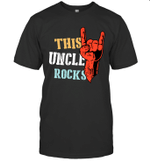 This Family Rock Uncle T-shirt