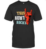 This Family Rock Aunt T-shirt
