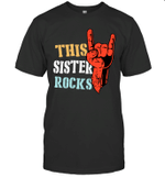 This Family Rock Sister T-shirt