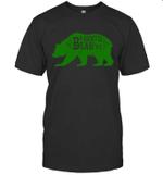 Papa Bear Hunting Auntie Family T-shirt