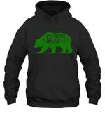 Papa Bear Hunting Auntie Family Hoodie Sweatshirt