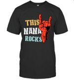 This Family Rock Nana T-shirt