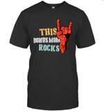 This Family Rock Bonus Mom T-shirt
