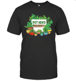 Pot Head Family Gardening Mommy T-shirt