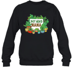 Pot Head Family Gardening Nana Crewneck Sweatshirt