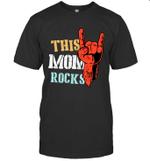 This Family Rock Mom T-shirt