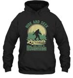 Hide And Seek Legends Are Born In November Birthday Hoodie Sweatshirt