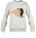 I m A July Woman Funny Birthday Crewneck Sweatshirt