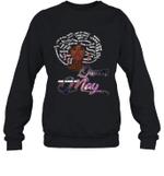 African Queens Are Born In May Birthday Crewneck Sweatshirt