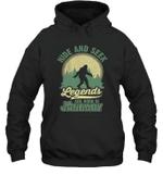 Hide And Seek Legends Are Born In January Birthday Hoodie Sweatshirt