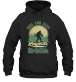 Hide And Seek Legends Are BornIn September Birthday Hoodie Sweatshirt