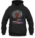 African Queens Are Born In September Birthday Hoodie Sweatshirt