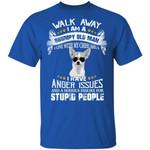 Chihuahua T-shirt Family I Am A Grumpy Old Man Tee