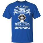 Beagle T-shirt Family I Am A Grumpy Old Man Tee