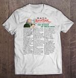 Avatar The Last Airbender The Wisdom Of Uncle Iroh Avatar The Last Airbender The wisdom Uncle Iroh T Shirt