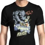 The Angels Strike Back Graphic Arts T Shirt