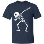Dabbing Skull Houston Texans T Shirts bestfunnystore.com T Shirt