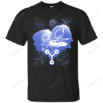 Time Travellers Silhouette T-Shirt movie T Shirt