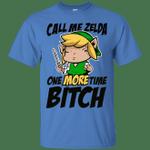 Call me Zelda - 2 T-Shirt gaming T Shirt