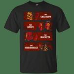 Fear Them T-Shirt movie T Shirt
