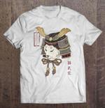 Neko Samurai Samurai Cat Cat T Shirt