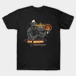 Eye Scream T-Shirt ice cream Lord of the Rings movie Parody Sauron T Shirt